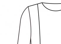 ノーマル袖