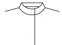 衿型_スタンドカラー