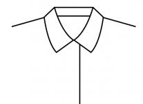 衿型_ステンカラー