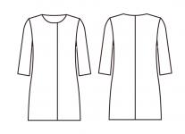 コート直線
