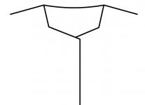 衿型_ペンタゴン