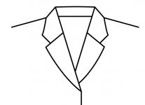 衿型_テーラーカラー