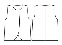 裾型_ラウンド